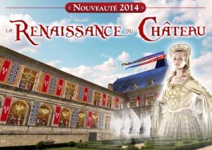 La Renaissance du Chateau autres spectacles Grand Parc