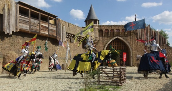 Le Secret de la Lance Grand Parc Puy du Fou aux Epesses