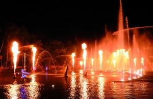 Grand Parc et Cinescenie du Puy du Fou® à 27 minutes des gîtes