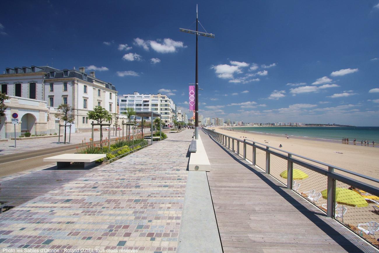 Les sables d 39 olonne 1 heure gites puy du fou l 39 hopiteau - Office du tourisme les sables d olonne ...