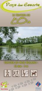 Guide des randonnées locales en Vendée les Essarts
