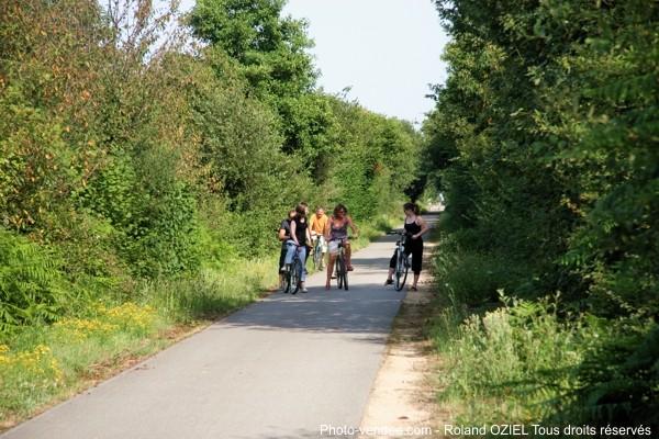Gite avec pistes cyclables à proximité
