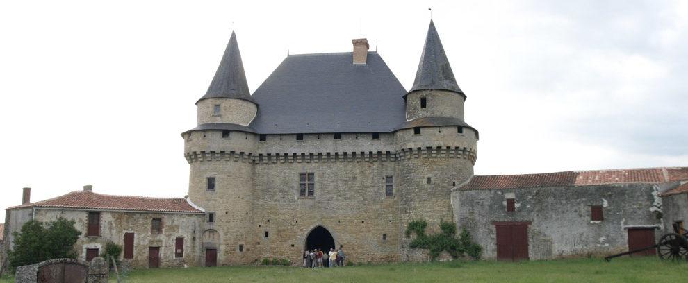 Gîtes proches du Château de Sigournais