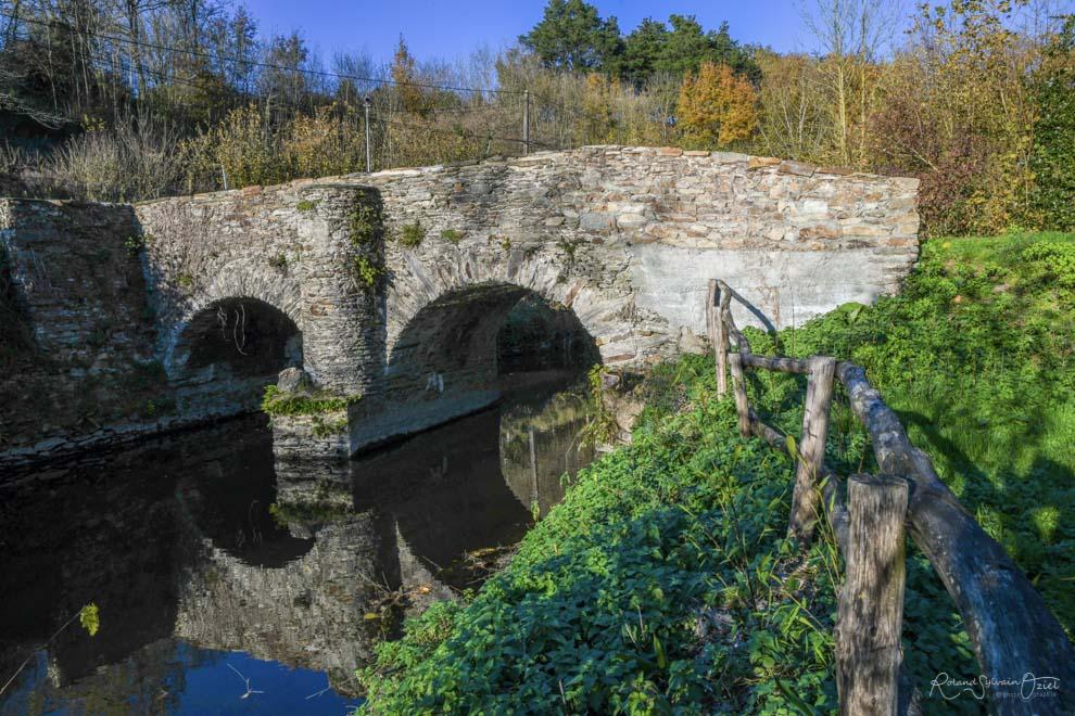 Le Pont du Petit Lundi Mouchamps