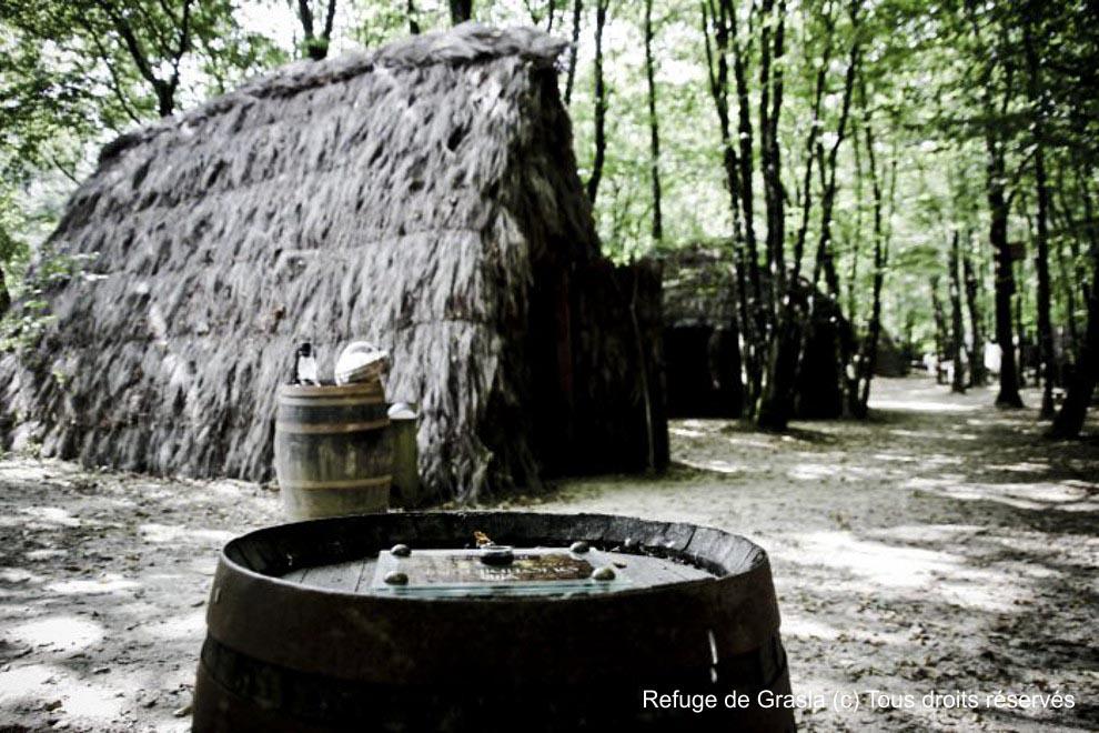 Au refuge de Grasla, la Vendée et son Histoire