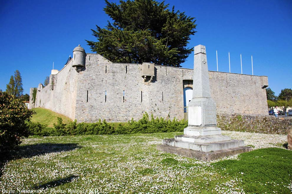 Le Château de Noirmoutier