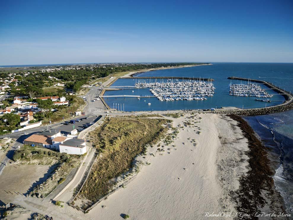 Port du Morin l'Epine Noirmoutier